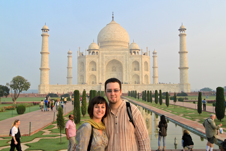 Taj Mahal Tour By Car