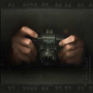 a holga darkly