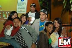 Siguen Los Jueves Entre Amigos @ soberano Liquor Store .