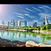 Small photo of Landscape: Skyline + Zabeel Park