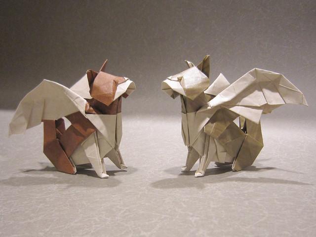 The Origami Forum • View topic - Joseph Wu: Sus Scrofa