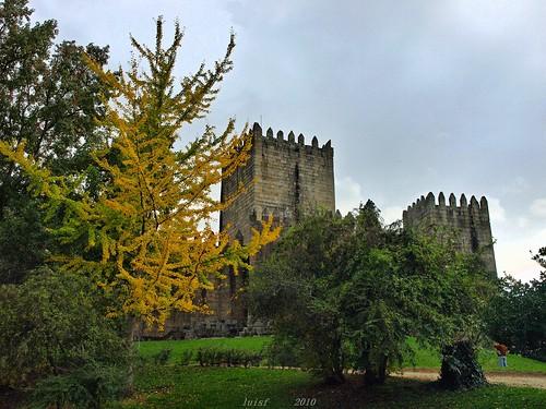 portugal guimarães ilustrarportugal casteloguimarães