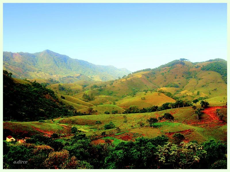 Minas Gerais Beautiful Landscapes of Minas Gerais