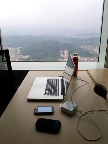 My Taipei temporal desk