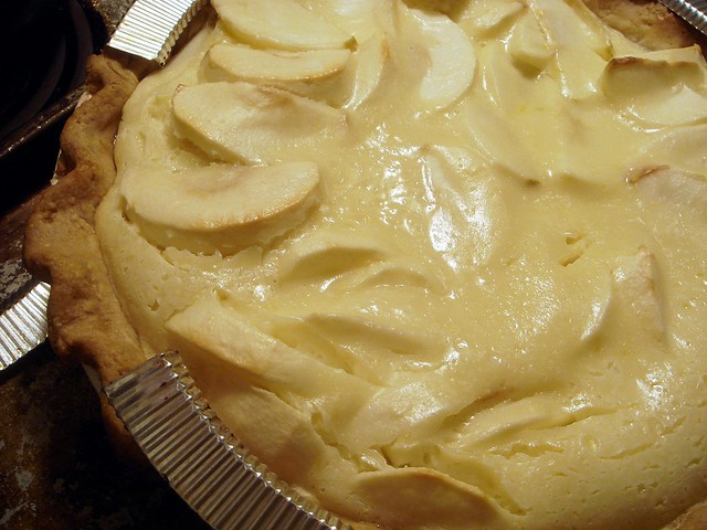 Apple Custard Pie Recipes — Dishmaps