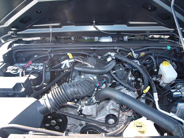 2011 Jeep Wrangler 6