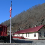 Matewan WV Train Depot