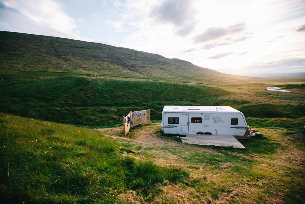 Islannin road trip