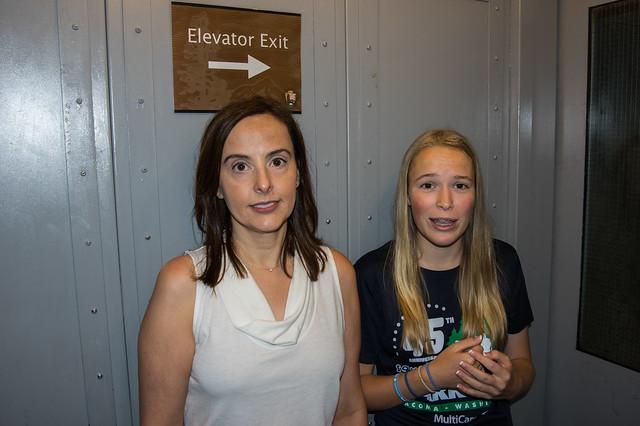 Carlsbad Caverns elevator, RICOH PENTAX K-3, HD PENTAX-DA 20-40mm F2.8-4 ED Limited DC WR