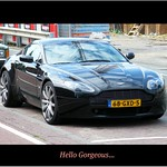 ASTON MARTIN : Elegance, gorgeous, curves! WORLD : SENSE : AFICIONADO : Amsterdam, The Netherlands - Enjoy the drive of your life! :)