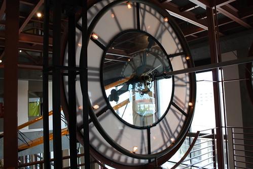 Clock Panel by jsklz