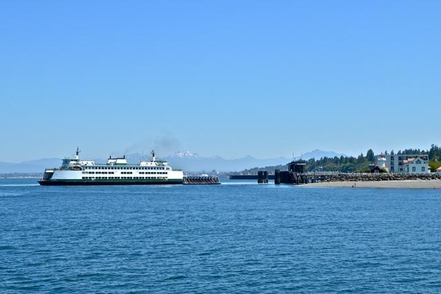 Mukilteo - Ferry to Whidby Island