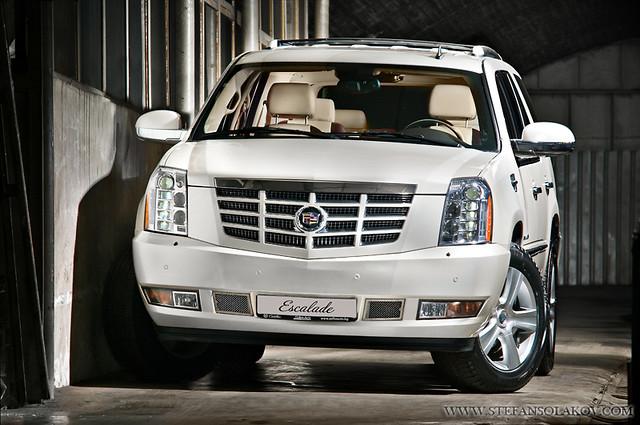Cadillac Escalade With Custom Interior A Photo On Flickriver