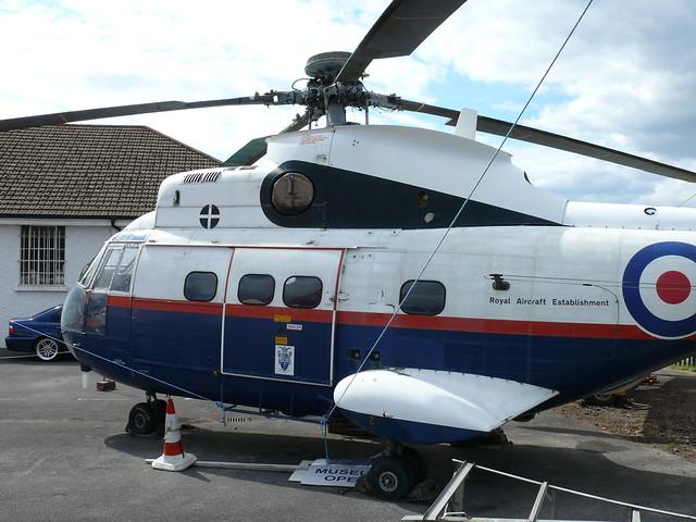 Aerospatiale SA.330E Puma