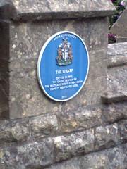 Photo of Blue plaque № 4034