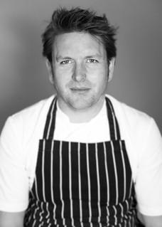 James Martin, TV chef lifestyle shoot