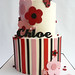 Ladybug by Tuff Cookie cakes by Sylvia