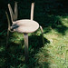 Small photo of The chair.