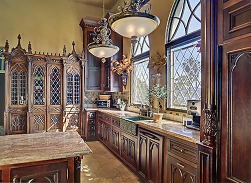 Gothic Kitchen | Flickr - Photo Sharing!