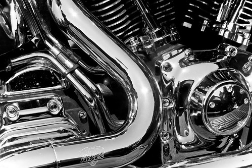 motorcycle detail by joeeisner