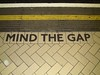 Mind the gap by lorimarsha