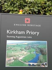 Kirkham Priory-Yorkshire.