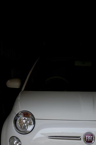 FIAT 500C納車!やったー!