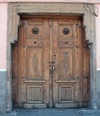 Pair of Old Doors