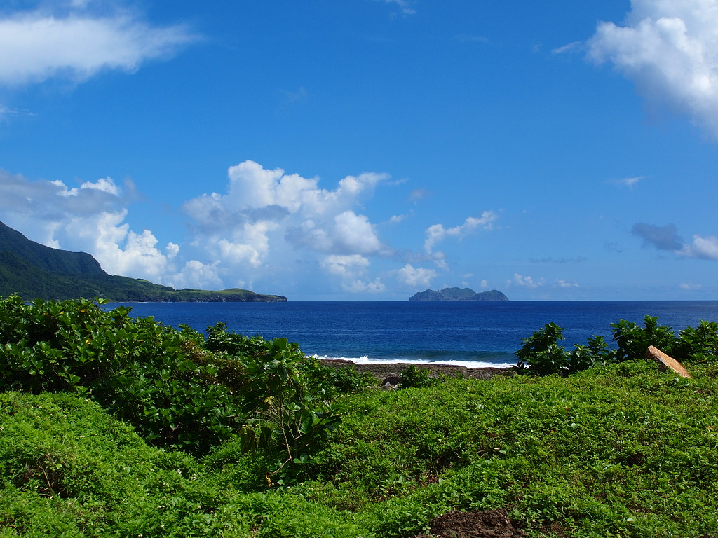 蘭嶼 Day 1 小蘭嶼