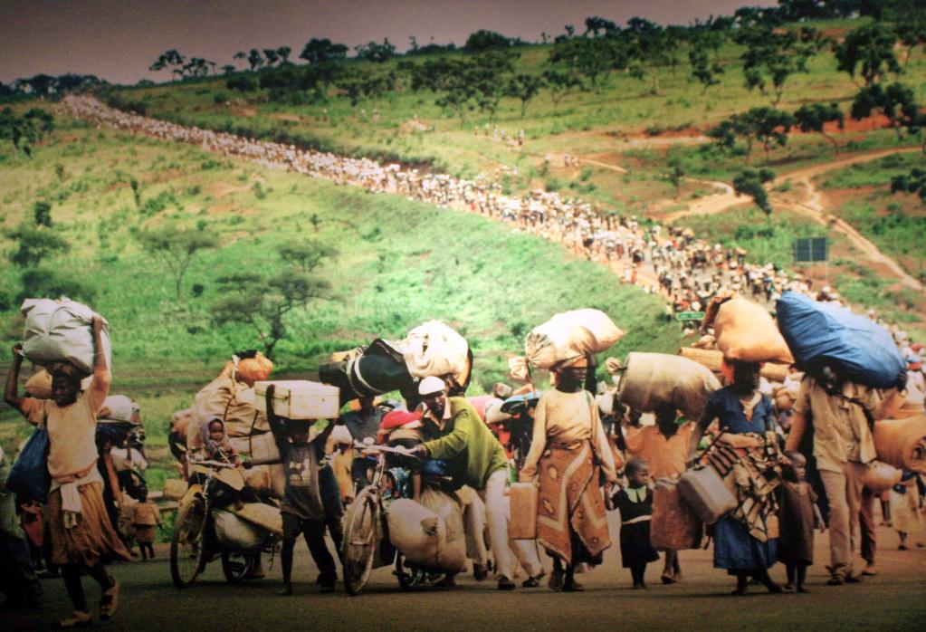 Trek of Tears: An African Journey