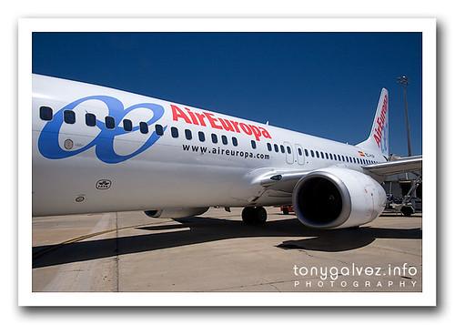 Air Europa anuncia que va a volar a Río de Janeiro
