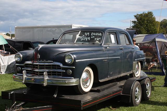 1949 dodge coronet 4 door flickr photo sharing for 1949 dodge 2 door sedan