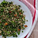 NEW quinoa salad