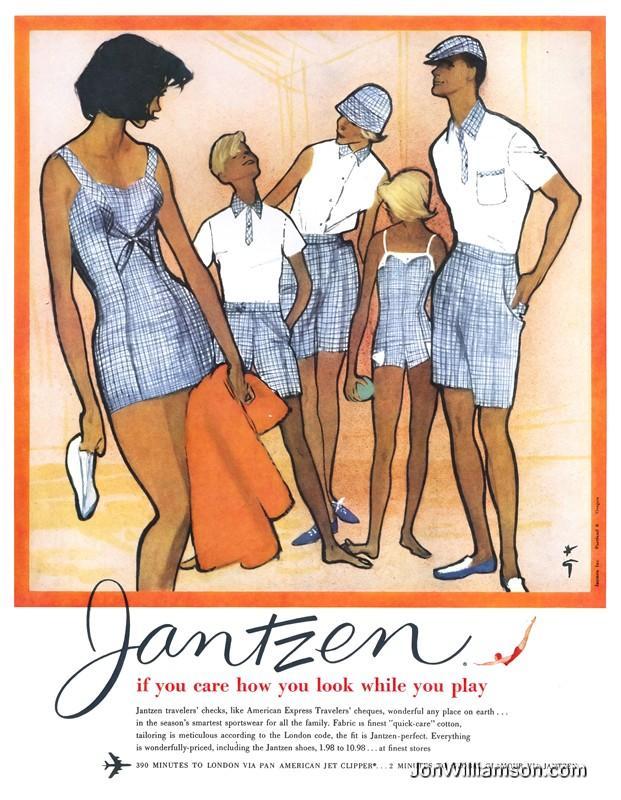 Jantzen - 19590525 Life
