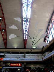 "Airport sculpture: ""Pittsburgh"" by Alexander Calder"