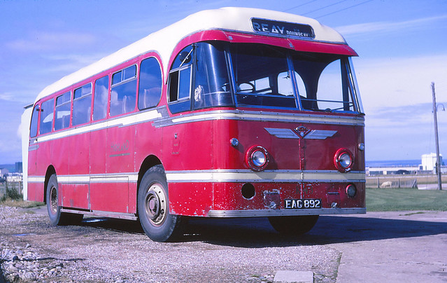 Highland Omnibuses K43 Dounreay