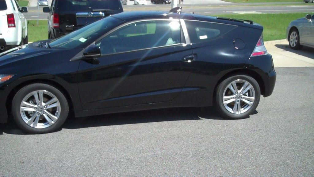 2011 Honda CR Z At Townsend Honda A Birmingham Alabama Area Honda Dealer