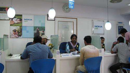 Nokia Care, Marathahalli