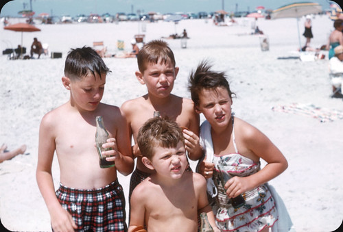 Jones Beach, NY 1955