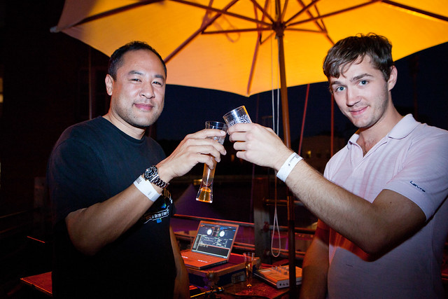 Dan The Automator and Grizzly Bear