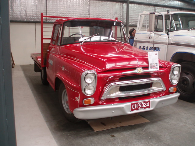 International Harvester Pickup Trucks http://www.flickr.com/photos/50415738@N04/5045600664/