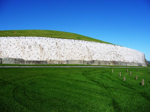 Newgrange Prehistoric Site, Ireland