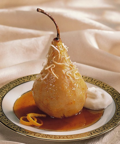 Slow Cooker Maple-Sauced Pear Recipe