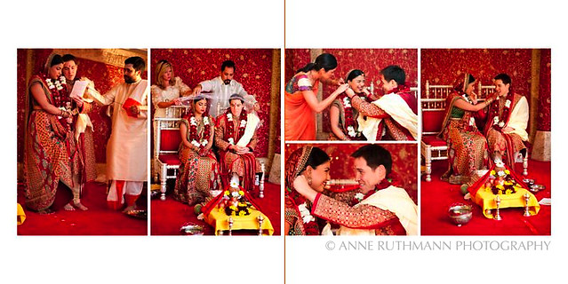 Combined Indian Filipino Wedding Ceremony wwwanneruthmanncom