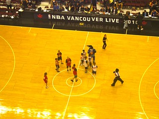NBA Pre-season: Suns vs. Raptors | Rogers Arena