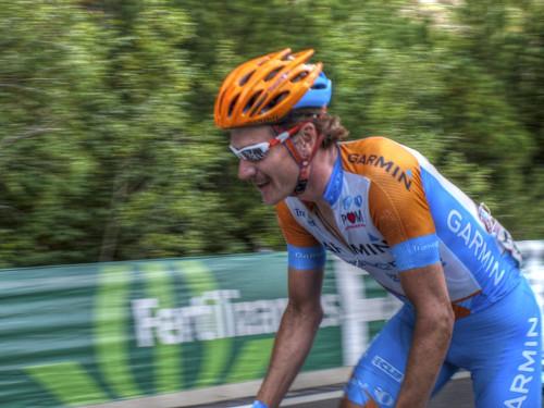 David Zabriskie - Vuelta españa 2010 - HDR