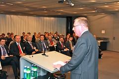 osec Forum Russland 2010, Botschafter Igor Bratchikov