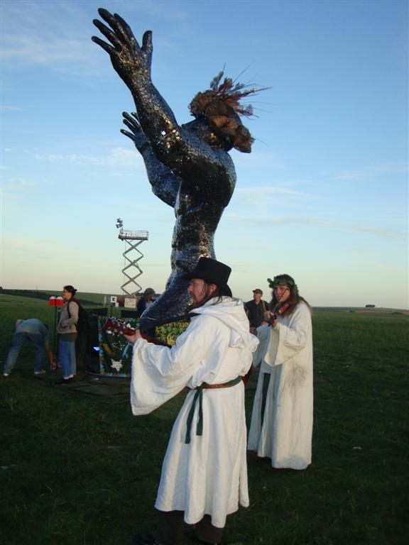 Música de los Druidas Stonehenge - 5065759056 01b971a075 o - Stonehenge, el mágico día del Solsticio
