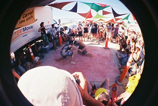 Black Rock City Sock Wresting Championships