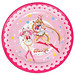 セーラームーン キャラパンパーティー Sailormoon Chara Pan Party Large Cake Plate
